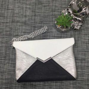 Express Chain Clutch Bag